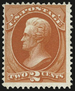 Sale Number 956, Lot Number 174, 1875 Continental Bank Note Co. Special Printing2c Carmine Vermilion, Special Printing (180), 2c Carmine Vermilion, Special Printing (180)