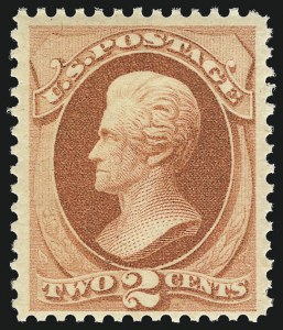 Sale Number 956, Lot Number 178, 1879 American Bank Note Co. Issue (Scott 182-191)2c Vermilion (183), 2c Vermilion (183)