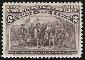 Sale Number 956, Lot Number 227, Columbian Issue2c Columbian (231), 2c Columbian (231)