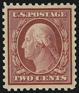 Sale Number 956, Lot Number 506, 1917-23 Issues (Scott 498-524)2c Carmine (519), 2c Carmine (519)