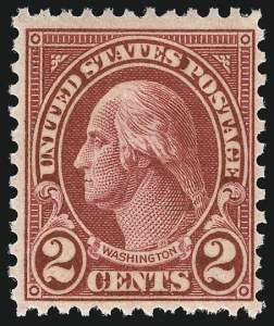 Sale Number 956, Lot Number 526, Later Issues2c Carmine, Ty. II (634A), 2c Carmine, Ty. II (634A)