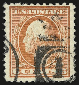 Sale Number 958 Lot 692 Washington Franklin Issues Continued6c