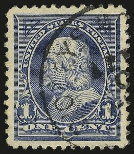 Sale Number 959, Lot Number 2553, 1894 Unwatermarked Bureau Issue (Scott 246-263)1c Blue (247), 1c Blue (247)