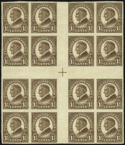 Sale Number 959, Lot Number 3039, 1925 and Later Issues (Scott 628-723)1-1/2c Yellow Brown, Imperforate, Rotary Press Printing, Without Gum Breakers (631 var.), 1-1/2c Yellow Brown, Imperforate, Rotary Press Printing, Without Gum Breakers (631 var.)