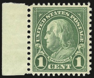 Sale Number 959, Lot Number 3040, 1925 and Later Issues (Scott 628-723)1c Green (632), 1c Green (632)