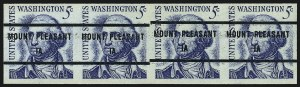 Sale Number 959, Lot Number 3072, Modern Errors5c Washington Coil, Imperforate (1304e), 5c Washington Coil, Imperforate (1304e)