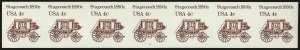 Sale Number 959, Lot Number 3098, Modern Errors4c Stagecoach Coil, Imperforate (2228b), 4c Stagecoach Coil, Imperforate (2228b)