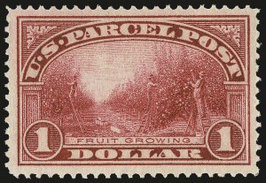 Sale Number 959, Lot Number 3244, Parcel Post$1.00 Parcel Post (Q12), $1.00 Parcel Post (Q12)