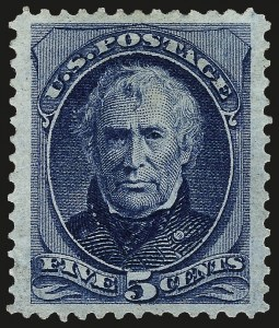 Sale Number 962, Lot Number 2452, 1870-88 Bank Note Issues (Scott 134-218)5c Blue (179), 5c Blue (179)