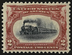 Sale Number 962, Lot Number 2601, Pan-American Issue (Scott 294-299)2c Pan-American (295), 2c Pan-American (295)