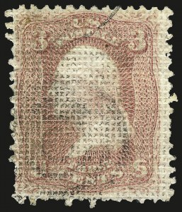 Sale Number 967, Lot Number 4184, 1867-68 Grilled Issue (Scott 79-101), including the 10c Z Grill3c Rose, A. Grill (79), 3c Rose, A. Grill (79)
