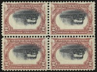 Sale Number 968A, Lot Number 368, 2c Pan-American, Center Inverted (295a)