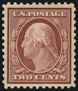 Sale Number 968B, Lot Number 689, 1916-17 Issues (Scott 519-524)2c Carmine (519), 2c Carmine (519)