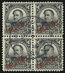 Sale Number 969, Lot Number 1224, Philippines (226-240)1903, $1.00 Black (237), 1903, $1.00 Black (237)