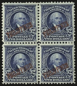 Sale Number 969, Lot Number 1226, Philippines (226-240)1903, $2.00 Dark Blue (238), 1903, $2.00 Dark Blue (238)