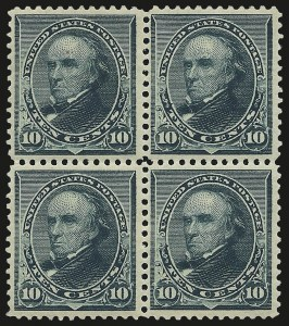 Sale Number 975, Lot Number 1467, 1890-93 Issue (Scott 219-229)10c Green (226), 10c Green (226)
