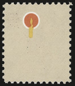 Sale Number 976, Lot Number 2211, Later Issues, including CIA Invert$1.00 Candle Holder, Colors Omitted (1610a, 1610b), $1.00 Candle Holder, Colors Omitted (1610a, 1610b)