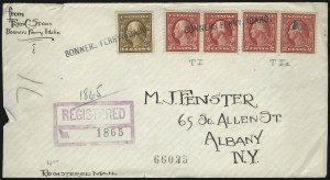Sale Number 980, Lot Number 2703, Trans-Mississippi and Later Issues2c Deep Rose, Ty. Ia (500), 2c Deep Rose, Ty. Ia (500)