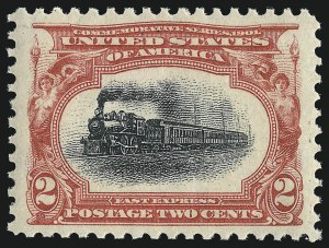 Sale Number 1000, Lot Number 1170, 1901 Pan-American Issue2c Pan-American (295), 2c Pan-American (295)
