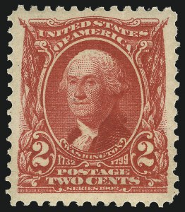 Sale Number 1000, Lot Number 1180, 1902-08 Issue2c Carmine (301), 2c Carmine (301)