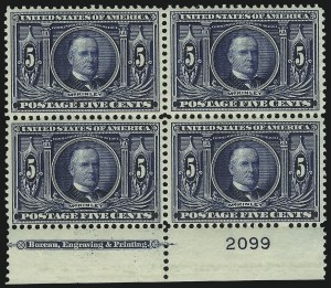 Sale Number 1000, Lot Number 1195, Louisiana Purchse, Jamestown Issues5c Louisiana Purchase (326), 5c Louisiana Purchase (326)