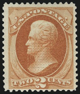 Sale Number 983, Lot Number 116, 1870-88 Bank Note Issues2c Vermilion, With Grill (178c), 2c Vermilion, With Grill (178c)