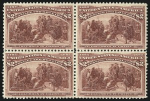 Sale Number 983, Lot Number 151, Columbian Issue$2.00 Columbian (242), $2.00 Columbian (242)