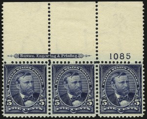 Sale Number 984, Lot Number 1296, Group Lots by Issue1c-15c 1898 Bureau Issue (279-284), 1c-15c 1898 Bureau Issue (279-284)