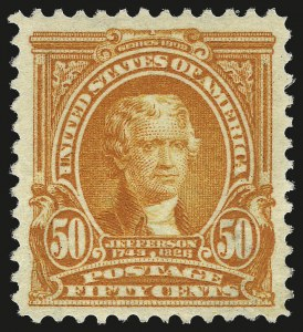 Sale Number 984, Lot Number 1306, Group Lots by Issue1c-$5.00 1902 Issue (300/313), 1c-$5.00 1902 Issue (300/313)