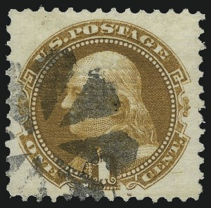 Sale Number 984, Lot Number 362, 1c-2c 1869 Pictorial Issue (Scott 112-113)1c Buff (112), 1c Buff (112)