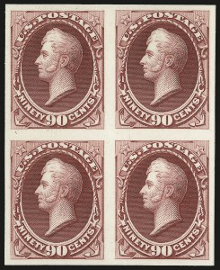 Sale Number 984, Lot Number 472, 1870-71 National Bank Note Co. Ungrilled Issue (Scott 145-155)1c-90c 1870 National Bank Note Issue, Plate Proofs on India (145P3-155P3), 1c-90c 1870 National Bank Note Issue, Plate Proofs on India (145P3-155P3)