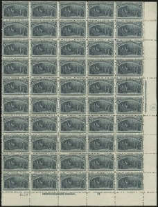 Sale Number 989, Lot Number 162, Columbian Issue15c Columbian (238), 15c Columbian (238)