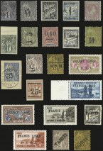 Sale Number 989, Lot Number 288, THE MARC WEINBERG-MARTIN COLLECTION OF 19TH AND 20TH CENTURY FRENCH COLONIES