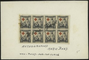 Sale Number 992, Lot Number 2564, 1922-29 and Later Issues (Scott 574 onwards)2c Red Cross (702), 2c Red Cross (702)