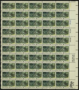 Sale Number 992, Lot Number 2573, 1922-29 and Later Issues (Scott 574 onwards)10c Hyam Salomon, Red Omitted (1561b), 10c Hyam Salomon, Red Omitted (1561b)