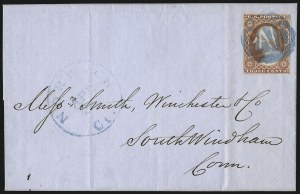 Sale Number 996, Lot Number 3118, 3c Dull Red Shades - Covers3c Dull Red, Ty. II (11A), 3c Dull Red, Ty. II (11A)