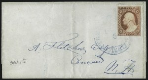 Sale Number 996, Lot Number 3133, 3c Dull Red Shades - Covers3c Dull Red, Ty. II (11A), 3c Dull Red, Ty. II (11A)