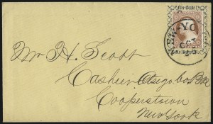 Sale Number 996, Lot Number 3142, 3c Dull Red Shades - Covers3c Dull Red, Ty. II (11A), 3c Dull Red, Ty. II (11A)