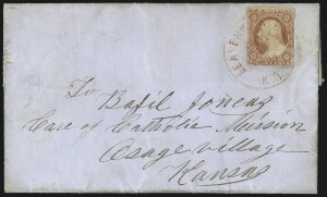 Sale Number 996, Lot Number 3146, 3c Dull Red Shades - Covers3c Rose Red, Ty. II (11A), 3c Rose Red, Ty. II (11A)