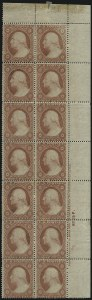 Sale Number 996, Lot Number 3213, 1857 3c Perforated Issue - Type III3c Dull Red, Ty. III (26), 3c Dull Red, Ty. III (26)
