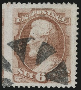 Sale Number 997, Lot Number 5577, 1873 Continental Bank Note Co. Issue (Scott 156-166)6c Dull Pink (159), 6c Dull Pink (159)