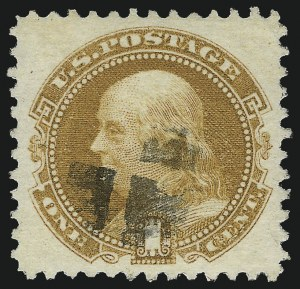 Sale Number 1007, Lot Number 2260, 1c-12c 1869 Pictorial Issue (Scott 112-117)1c Buff (112), 1c Buff (112)