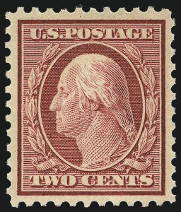 Sale Number 1007, Lot Number 2799, 1917-19 Issues (Scott 491-524)2c Carmine (519), 2c Carmine (519)
