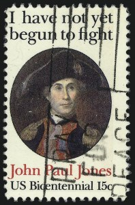 Sale Number 1010, Lot Number 118, 1922 and Later Issues15c John Paul Jones, Perf 12 (1789B), 15c John Paul Jones, Perf 12 (1789B)