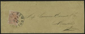 Sale Number 1010, Lot Number 178, Confederate StatesNew Orleans La., 2c Red (62X2), New Orleans La., 2c Red (62X2)