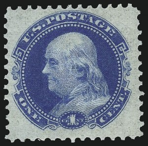 Sale Number 1013, Lot Number 103, 1869 Pictorial Issue Essays and Proofs1c Small Numeral, Plate Essay on Stamp Paper, Perforated 12, Grilled (112-E4d), 1c Small Numeral, Plate Essay on Stamp Paper, Perforated 12, Grilled (112-E4d)