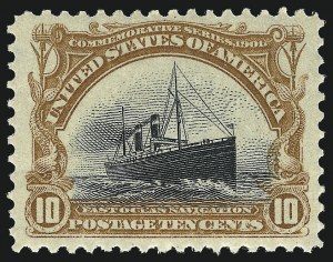 Sale Number 1013, Lot Number 339, Pan-American Issue1c-10c Pan-American (294-299), 1c-10c Pan-American (294-299)