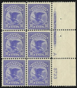 Sale Number 1014, Lot Number 2251, Special Delivery, Registration (Scott E1-E21, F1)10c Ultramarine, Registration (F1), 10c Ultramarine, Registration (F1)
