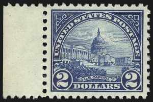 Sale Number 1019, Lot Number 894, 1922 and Later Issues (Scott 555-Modern)$2.00 Deep Blue (572), $2.00 Deep Blue (572)