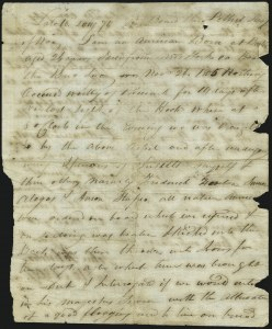 "Sale Number 1025, Lot Number 4, Colonial Period and Western ExpressWar of 1812 -- The ""Bottle Letter"" from an Impressed American Sailor, War of 1812 -- The ""Bottle Letter"" from an Impressed American Sailor"